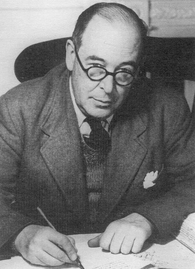 Image of C.S. Lewis