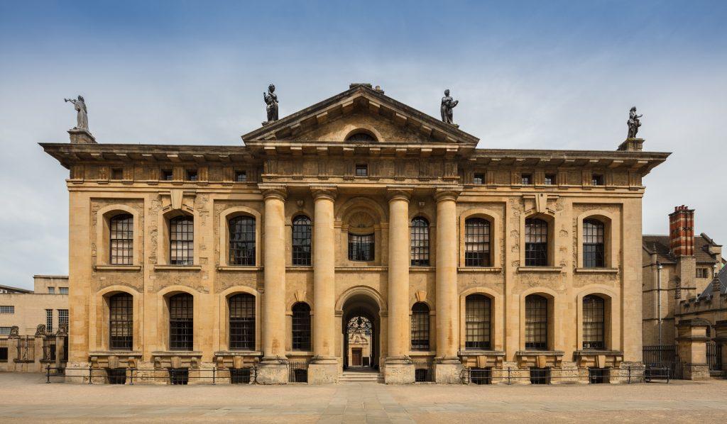 Image of the University of Oxford, UK