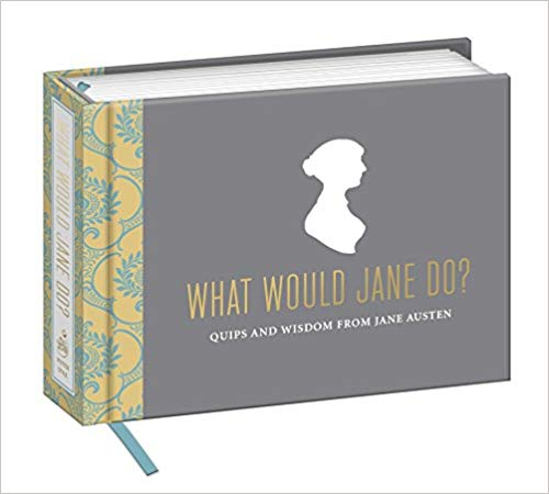 What Would Jane Do quote book