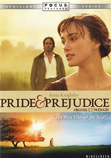 Pride and Prejudice, 2005 Lionsgate adaptation