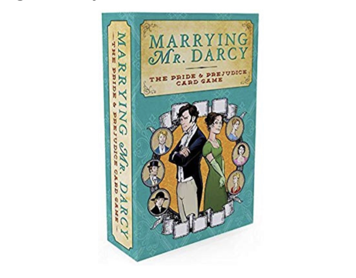 Marrying Mr. Darcy Card Game